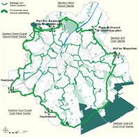 Carte du maillage vert : cliquez pour agrandir (.pdf)