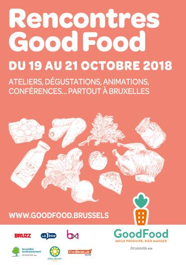 affiche rencontres good food 2018