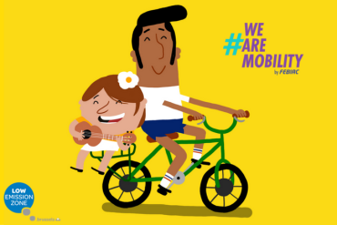 affiche lez We are mobility