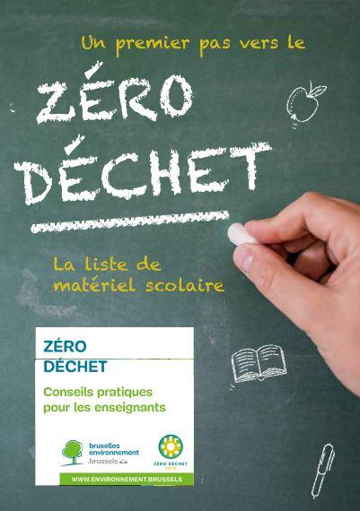 Brochure:  Un premier pas vers le Zéro Déchet